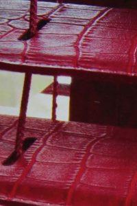 zonnelux leer rood pagina kleuren-big