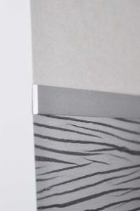 zonnelux-paneel gordijn-alu balijnen-washi detail